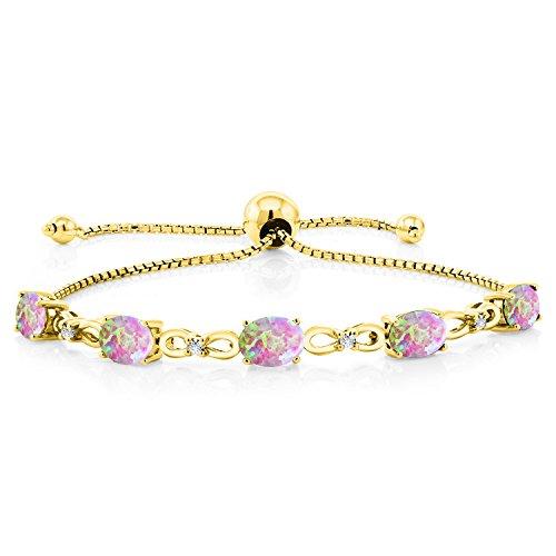 Fire Diamond Bracelet - 6