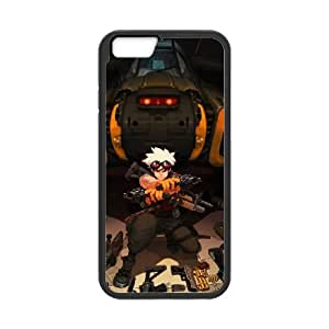 metal assault iPhone 6 4.7 Inch Cell Phone Case Black Custom Made pp7gy_7198468