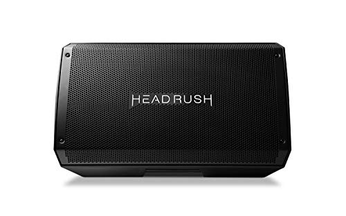 HeadRush FRFR-112 | Active 2000-Watt Full-Range, Flat-Response 12-in/2-Way Cabinet for Guitar Multi FX and Amp Modelling Processors