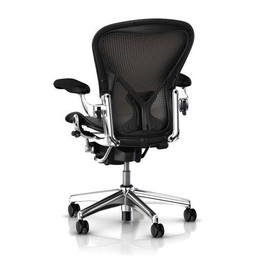Amazoncom Herman Miller Executive Classic Aeron Task Chair Tilt
