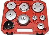 9Pc. Oil Filter Wrench Set Toyota/Hyundi/Kia/BMW/Audi
