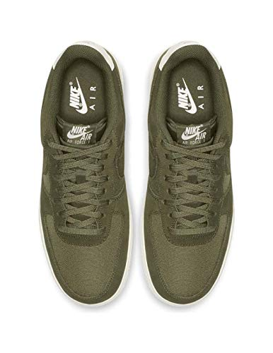 '07 Voile Hommes olive Moyenne De 200 Gymnastique Olive Nike Vert Force En Daim Air Chaussures 1 6nxBI