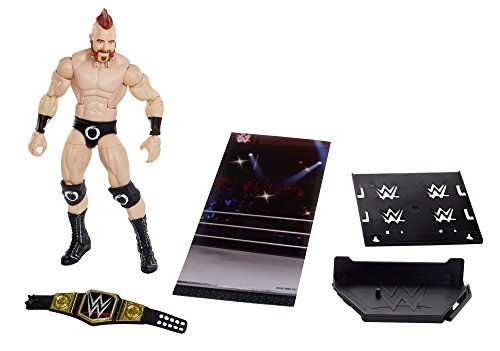 WWE Elite Collection Sheamus Action Figure by WWE