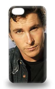 Flexible Tpu Back 3D PC Soft Case Cover For Iphone 5/5s Christian Bale The United Kingdom Male Christian Charles Philip Bale The Flowers Of War ( Custom Picture iPhone 6, iPhone 6 PLUS, iPhone 5, iPhone 5S, iPhone 5C, iPhone 4, iPhone 4S,Galaxy S6,Galaxy S5,Galaxy S4,Galaxy S3,Note 3,iPad Mini-Mini 2,iPad Air )
