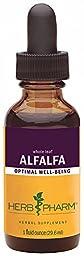Herb Pharm Certified Organic Alfalfa Extract - 1 Ounce