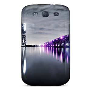 S.N.H TaY6582wfbr Protective Case For Galaxy S3(city)