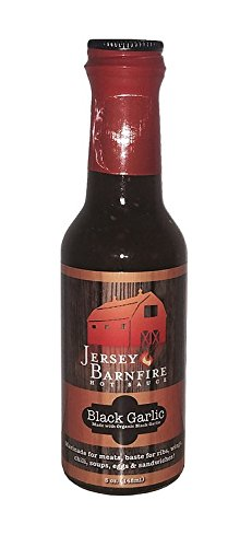 Jersey Barnfire Black Garlic
