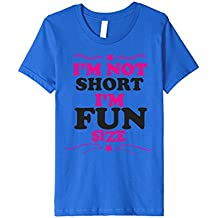 I'm Not Short I'm Fun Size (and sweet as candy)Funny T-Shirt