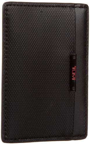 Tumi Men's Quantum Slim Card Case Wallet