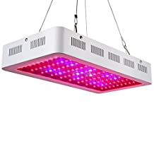 Roleadro 300w LED Grow Light Full Spectrum for Indoor Greenhouse Plants Flower Growing