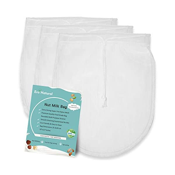 Fine Mesh Food Colander Bowl Shape Coffee Filter Nylon Filter Bag Nut Milk Bag
