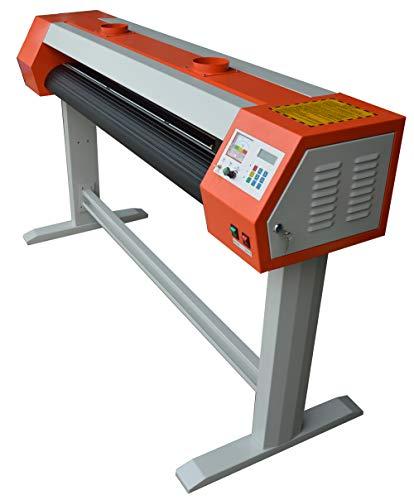Intbuying Laser Stencil Template Vinyl Cutter Engraving Cutting Plotter  Machine 40W 110V