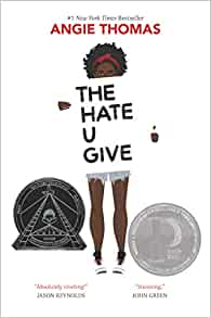 Walmart Seller Central >> Amazon.com: The Hate U Give (9780062498533): Angie Thomas: Books