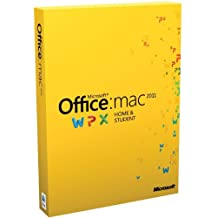 Office Mac Home and Student 2011 - Single License