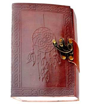 Fortune Telling Toys Supernatural Protection Supplies Journal Leather Dreamcatcher Latch 5 x 7 Celtic Knot Cross Stitch Patterns