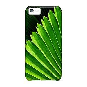 Nueva AlikonAdama vapuleo hojas Carcasas Premium cubre Excelente ajuste para iphone 5c