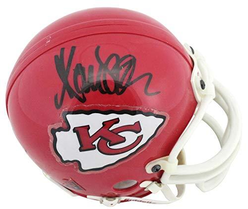 Signed Marcus Allen Mini Helmet - Vintage Replica BAS #H82391 - Beckett Authentication - Autographed NFL Mini - Helmet Marcus Replica Allen