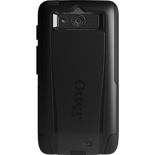 OtterBox Commuter Series Case for Motorola DROID Mini - Retail Packaging - Black