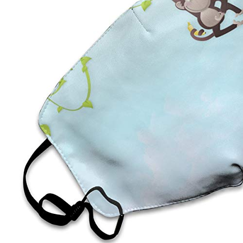 Dust Mask Monkey Fine Dust Mask PM2.5 Infectious Disease Protection