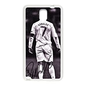 soccer is my life cr7 Phone Case for Samsung Galaxy Note3 Case