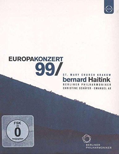 Europakonzert 1999 from Krakow (Blu-ray)