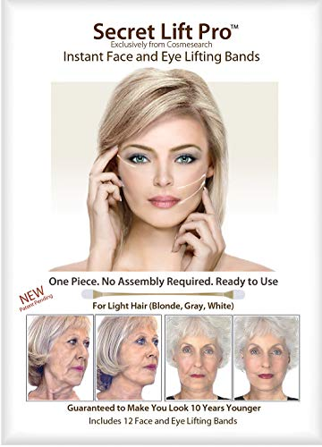 Secret Lift Pro - Face and Eye Lift (Light Hair) ()