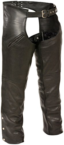 Insulated Motorcycle Chaps - 6
