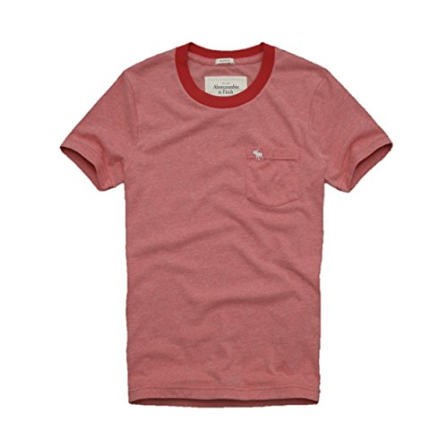 abercrombie-fitch-mens-pocket-t-shirt-large-red