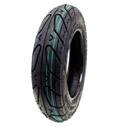 3.50-10 Motorcycle Tubeless Tire for Moped Scooter 50cc 80cc 150cc