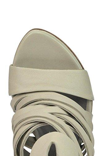 Talons À Chaussures MCGLCAT03153E Cuir Femme Beige IXOS naC7q6