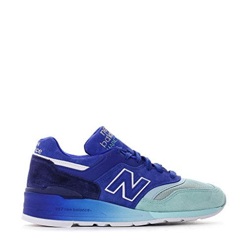 New Balance - Mens Made in the USA ML997CV1 Classics Shoes Navy/Blue h1UpLL
