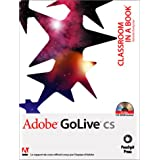 Golive cs (adobe) classroom in a book