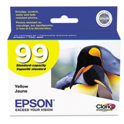 epson 99 yellow - 7