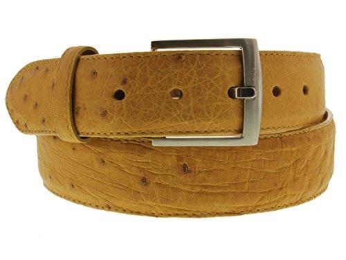 ostrich belts for men - 8