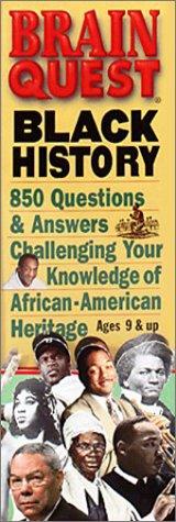 Download Brain Quest Black History pdf epub