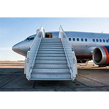 Amazon Com Aofoto 7x5ft Airport Apron Airplane Backdrop