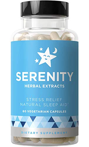 SERENITY Natural Sleep Dream Supplement product image