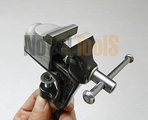 MINI VISE BENCH VISE with CLAMP FOR WORKBENCH MINIATURE 1-1/4