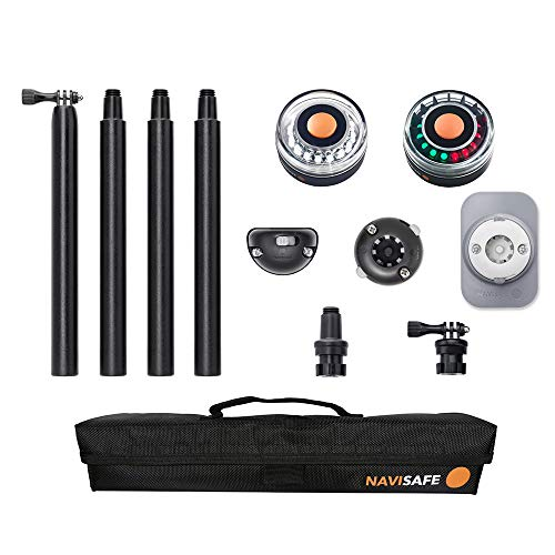 NAVISAFE Navilight Inflatable Dinghy Complete Kit (Bag Tri Sport Color)