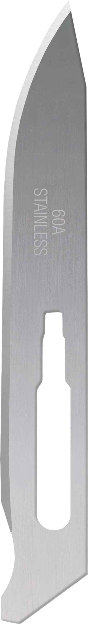 Havalon #60A Stainless Steel Bulk Replacement Blades, 50 count