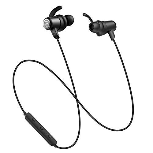 Wireless Headphones, Manegtic Bluetooth Headphones with Mic