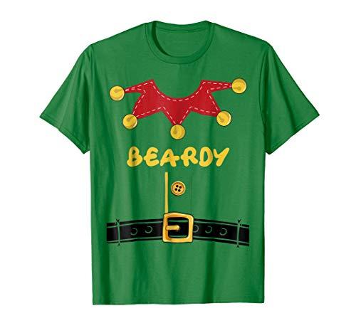 Beardy Elf Cosplay Happy Elfin Xmas Santa Fairy 2018 Gifts