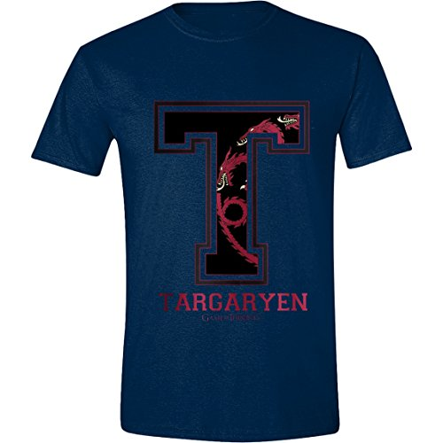 Game of Thrones - Targaryen T Hombres Camiseta - Armada Azul