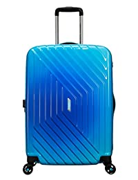 American Tourister Air Force 1 28-Inch Spinner Large Expandable, Gradient Blue, Checked – Large
