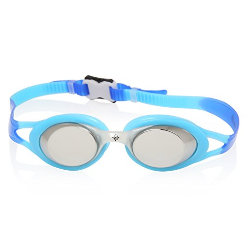 Swimming Goggles Mirrored Swim Protection Adjusting