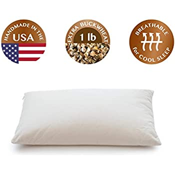 Amazon Com Beans72 Organic Buckwheat Pillow Japanese