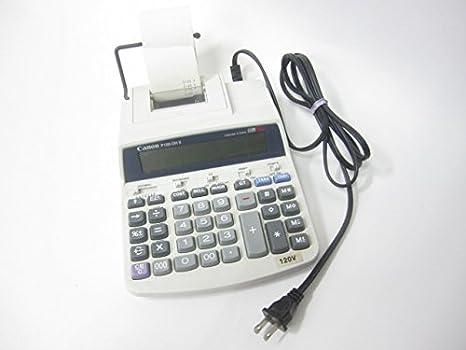 Best canon printing calculator 2020