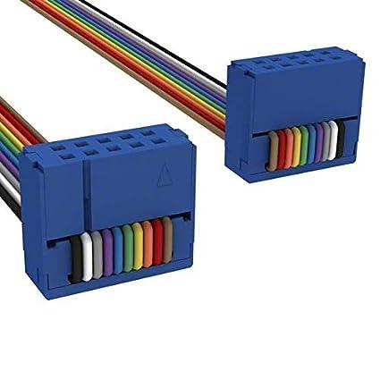 Pack of 10 IDC CABLE C3BBS-1036M CSR10S//AE10M//CSR10S