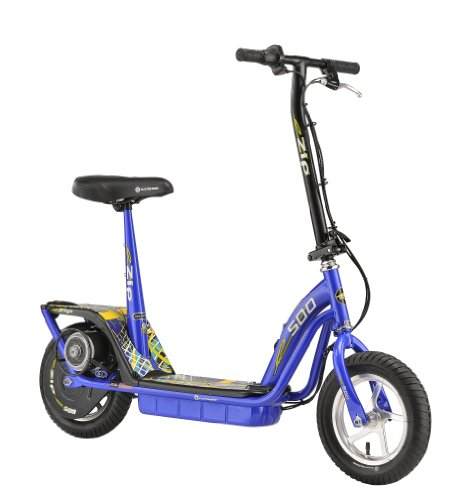 Currie Scooters (Currie Technologies 500 eZip Electric Scooter (Blue))