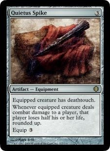 Magic: the Gathering - Quietus Spike - Shards of Alara